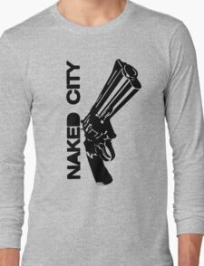 Gun Long Sleeve T-Shirt