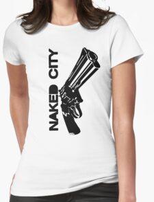 Gun Womens Fitted T-Shirt