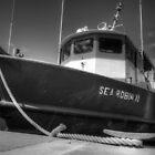 Sea Robin II docked at the Marina in Nassau, The Bahamas by Jeremy Lavender Photography