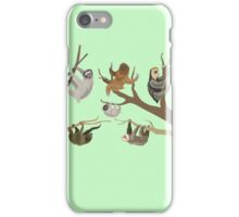 Know Your Sloths iPhone Case/Skin