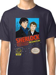 Sherlock NES Game Classic T-Shirt