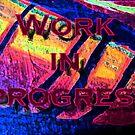 Work In Progress by ArtOfE