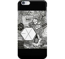 EXO [growl ver.] iPhone Case/Skin