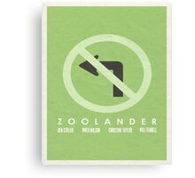 Zoolander - #Zoolander #Zoolander2 Canvas Print