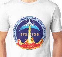 STS-133 Original Crew Mission Patch Unisex T-Shirt