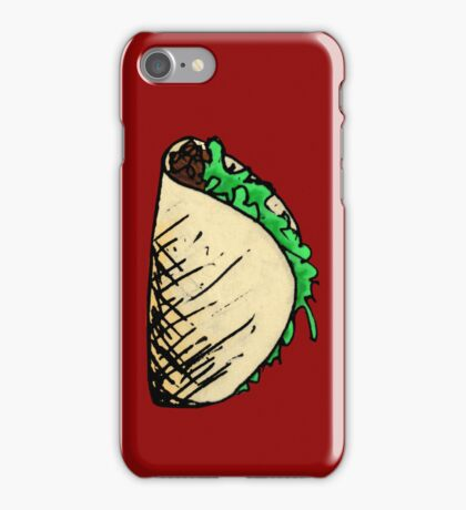 Taco iPhone Case/Skin