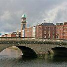 O'Connell Bridge (or Carlisle Bridge), Dublin, Ireland by Mary Fox