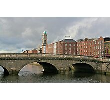 O'Connell Bridge (or Carlisle Bridge), Dublin, Ireland Photographic Print