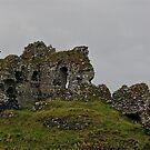 Irish Fort, Clonmacnoise, Ireland by Mary Fox
