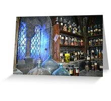 Potions Greeting Card