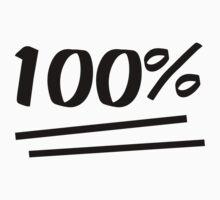 100 Percent by evahhamilton