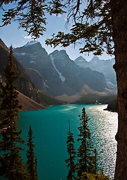 Moraine Lake by MarieG