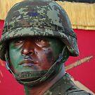 Soldier - Militar by Bernhard Matejka