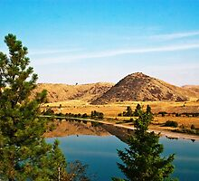 The Flathead River near Perma by Bryan D. Spellman