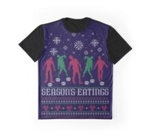 Season's Eatings Graphic T-Shirt
