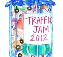 Traffic Jam by Kerina Strevens