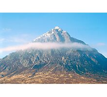 Buachaille Etive Mor 60 , the Highlands Photographic Print