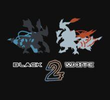 Pokemon Black and White 2 by kuraienko