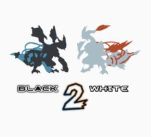 Pokemon Black and White 2 Kids Clothes