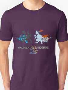 Pokemon Black and White 2 T-Shirt