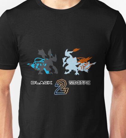 Pokemon Black and White 2 Unisex T-Shirt