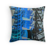 Energizer Mk II Throw Pillow