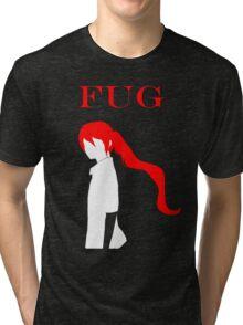 FUG Slayer Candidate Jyu Viole Grace Tri-blend T-Shirt