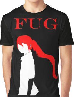 FUG Slayer Candidate Jyu Viole Grace Graphic T-Shirt