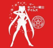 The Senshi Games: Moon ALT version One Piece - Long Sleeve