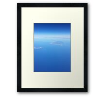 Canaries Islands Framed Print
