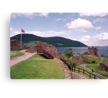 Urquhart Castle 50 Canvas Print