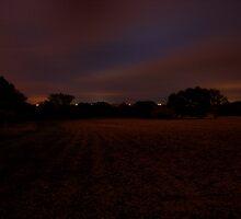 Dawn at Blood Run by Scott Hendricks