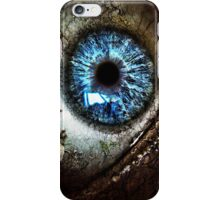 dry your eye 1 iPhone Case/Skin