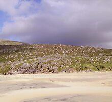 A Harris Beach, Western Isles, Scotland by MidnightMelody