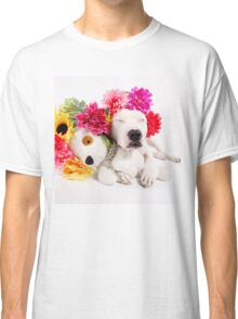 Beebs & Babes Flower Crown Classic T-Shirt