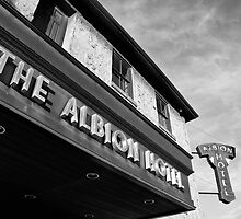 The Albion - Guelph, Ontario by Ian Thomas