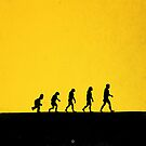 99 steps of progress - Popular culture by maentis