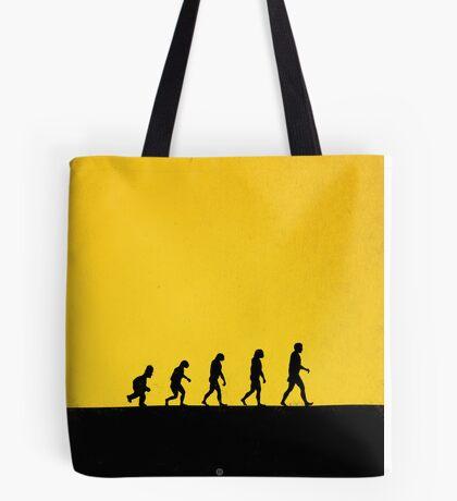 99 steps of progress - Popular culture Tote Bag