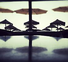 Beach Bar  by Paul  Sloper