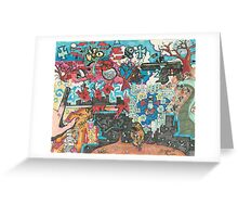 Graphic Greeting Card
