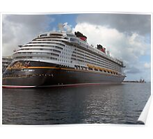 The Disney Dream Nassau, Bahamas  Poster