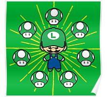 Green Plumber Poster