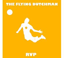 Robin Van Persie!! The Flying Dutchman! Photographic Print