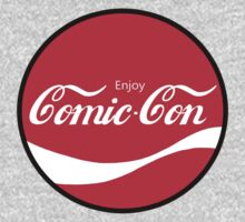 Enjoy Comic Con by HighDesign