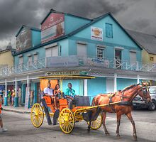 A little ride in Nassau, The Bahamas... by Jeremy Lavender Photography
