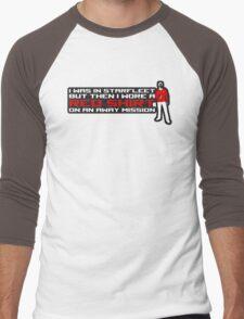 I took a Red Shirt... Men's Baseball ¾ T-Shirt