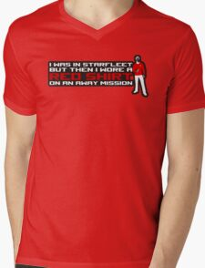 I took a Red Shirt... Mens V-Neck T-Shirt