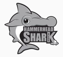 Shark. Silver Hammerhead Shark Kids Clothes