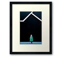 Lady Envy Framed Print
