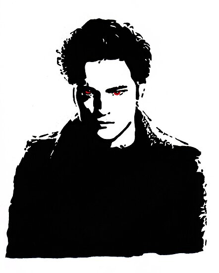 Edward Cullen - Twilight by Lauren Eldridge-Murray